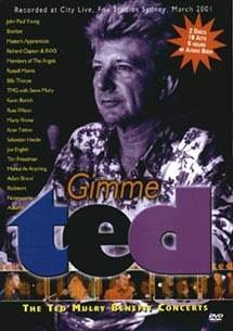Gimme Ted – The Ted Mulry Benefit Concerts (2003)