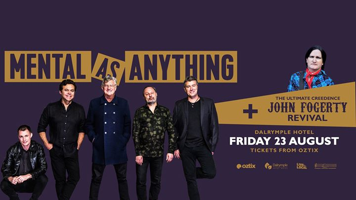 Mental As Anything & The Ultimate Creedence | Townsville